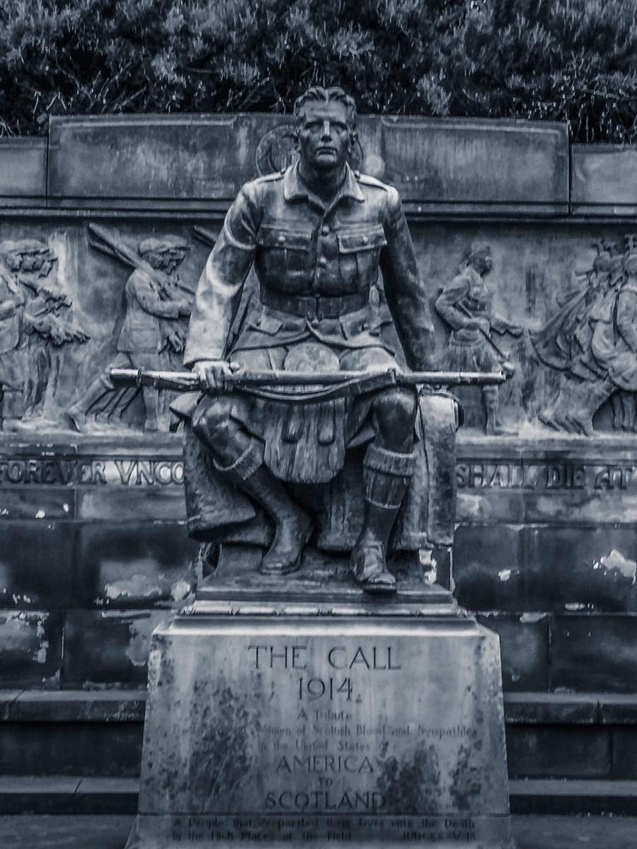 甦格蘭愛丁堡,有底蘊的老城_圖1-5