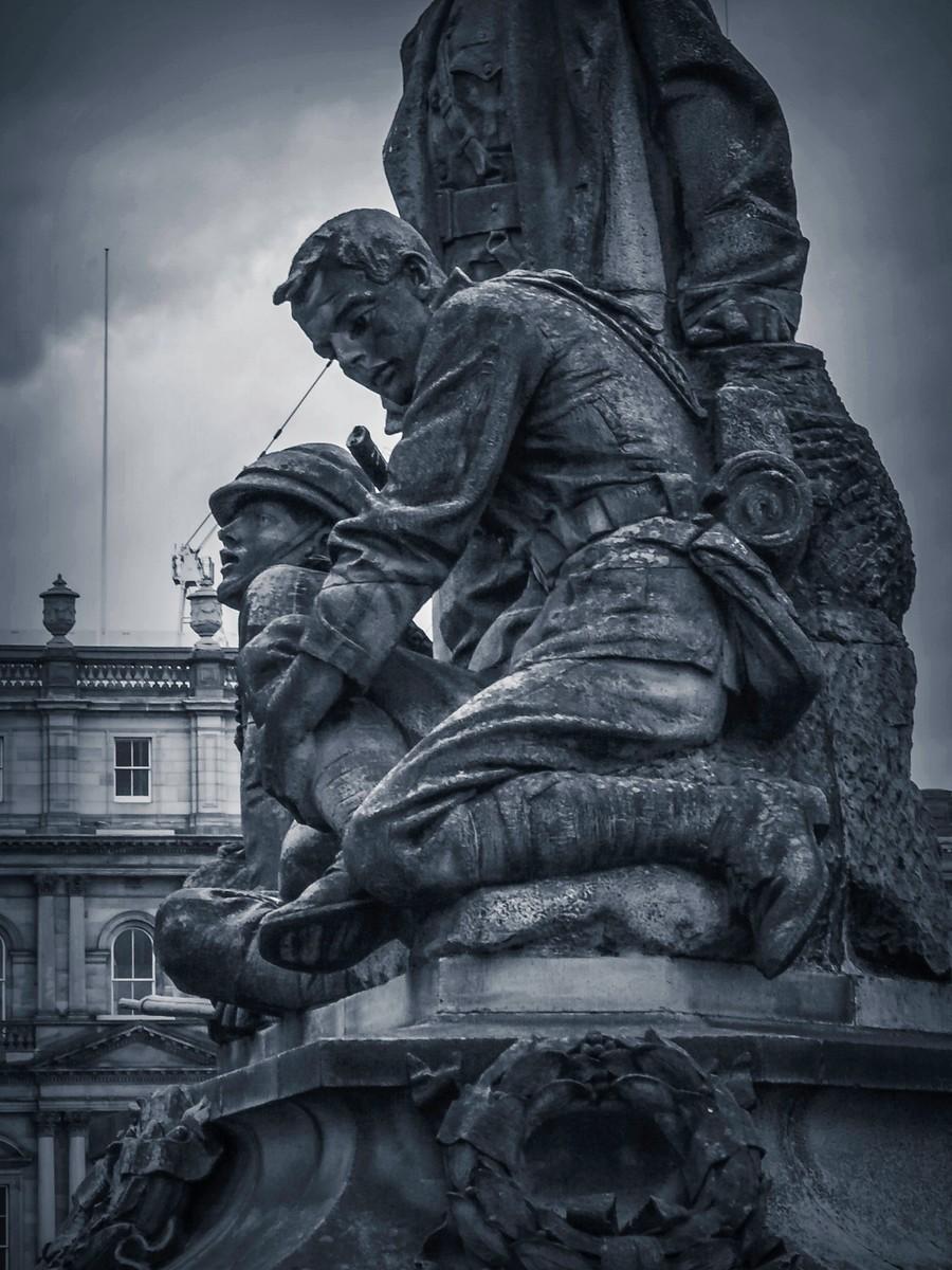 甦格蘭愛丁堡,有底蘊的老城_圖1-7