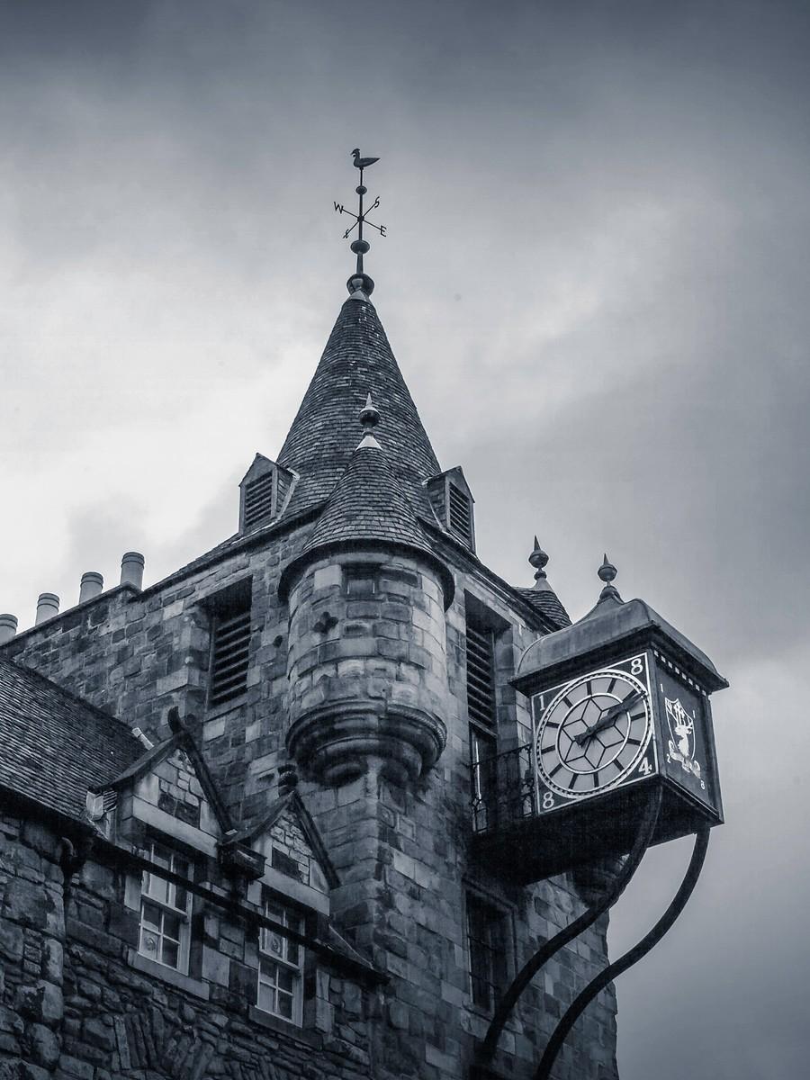 甦格蘭愛丁堡,有底蘊的老城_圖1-13