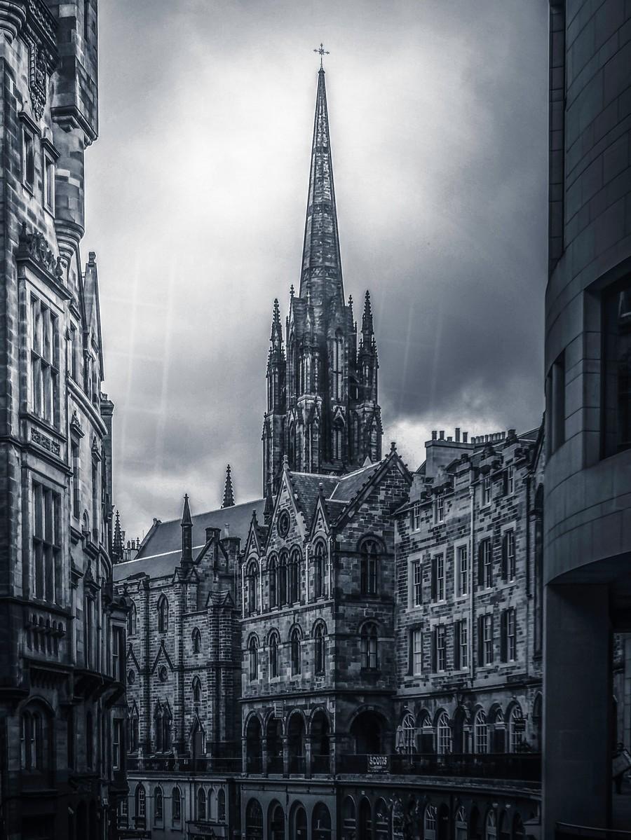 甦格蘭愛丁堡,有底蘊的老城_圖1-16