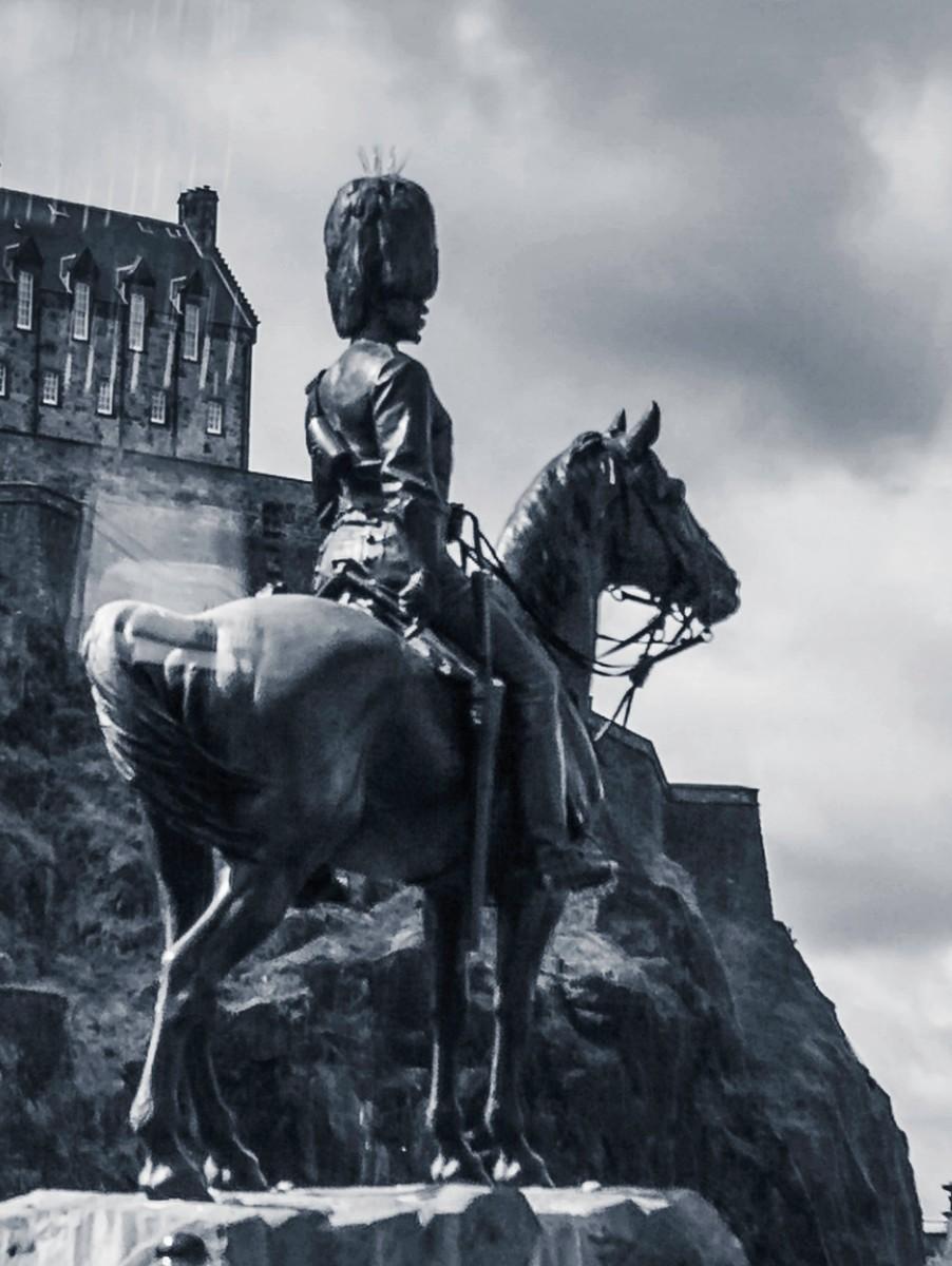 甦格蘭愛丁堡,有底蘊的老城_圖1-14