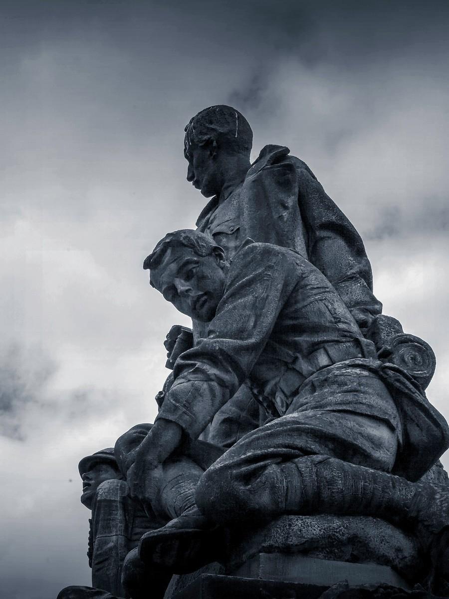 甦格蘭愛丁堡,有底蘊的老城_圖1-11