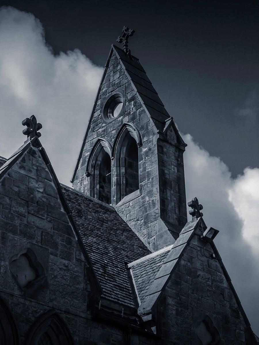 甦格蘭愛丁堡,有底蘊的老城_圖1-17