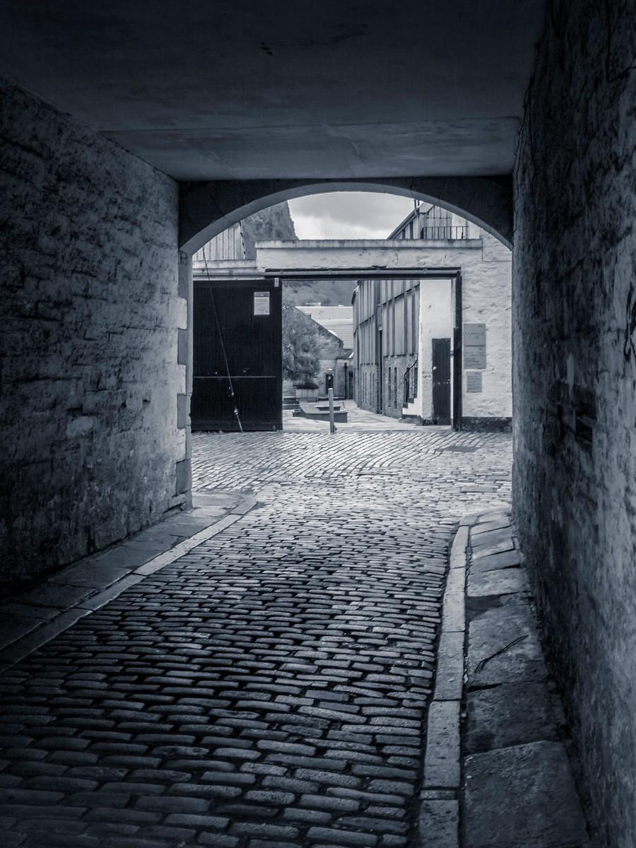 甦格蘭愛丁堡,有底蘊的老城_圖1-21