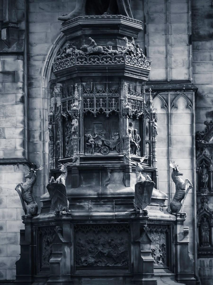 甦格蘭愛丁堡,有底蘊的老城_圖1-18
