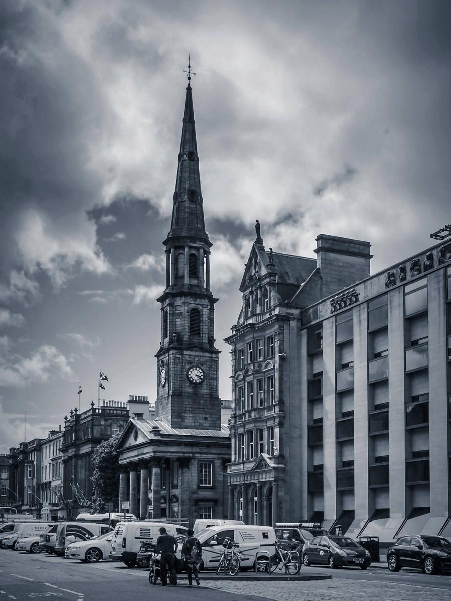 甦格蘭愛丁堡,有底蘊的老城_圖1-20