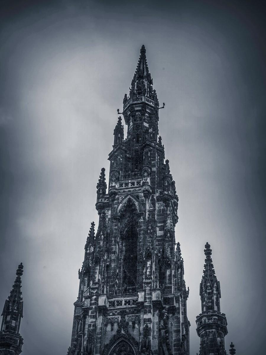 甦格蘭愛丁堡,有底蘊的老城_圖1-25