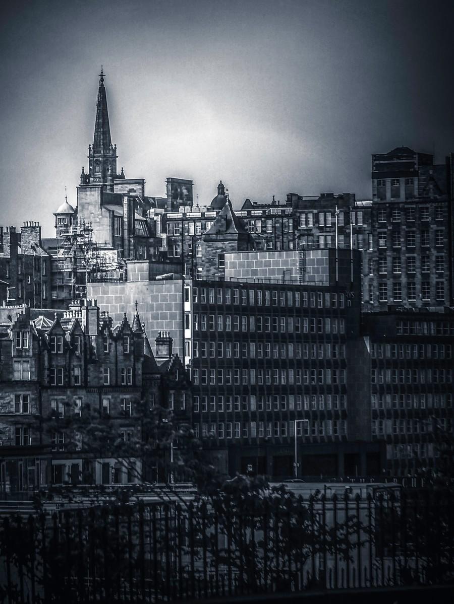 甦格蘭愛丁堡,有底蘊的老城_圖1-23