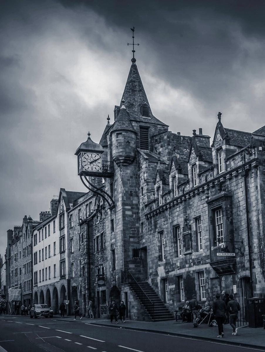 甦格蘭愛丁堡,有底蘊的老城_圖1-26