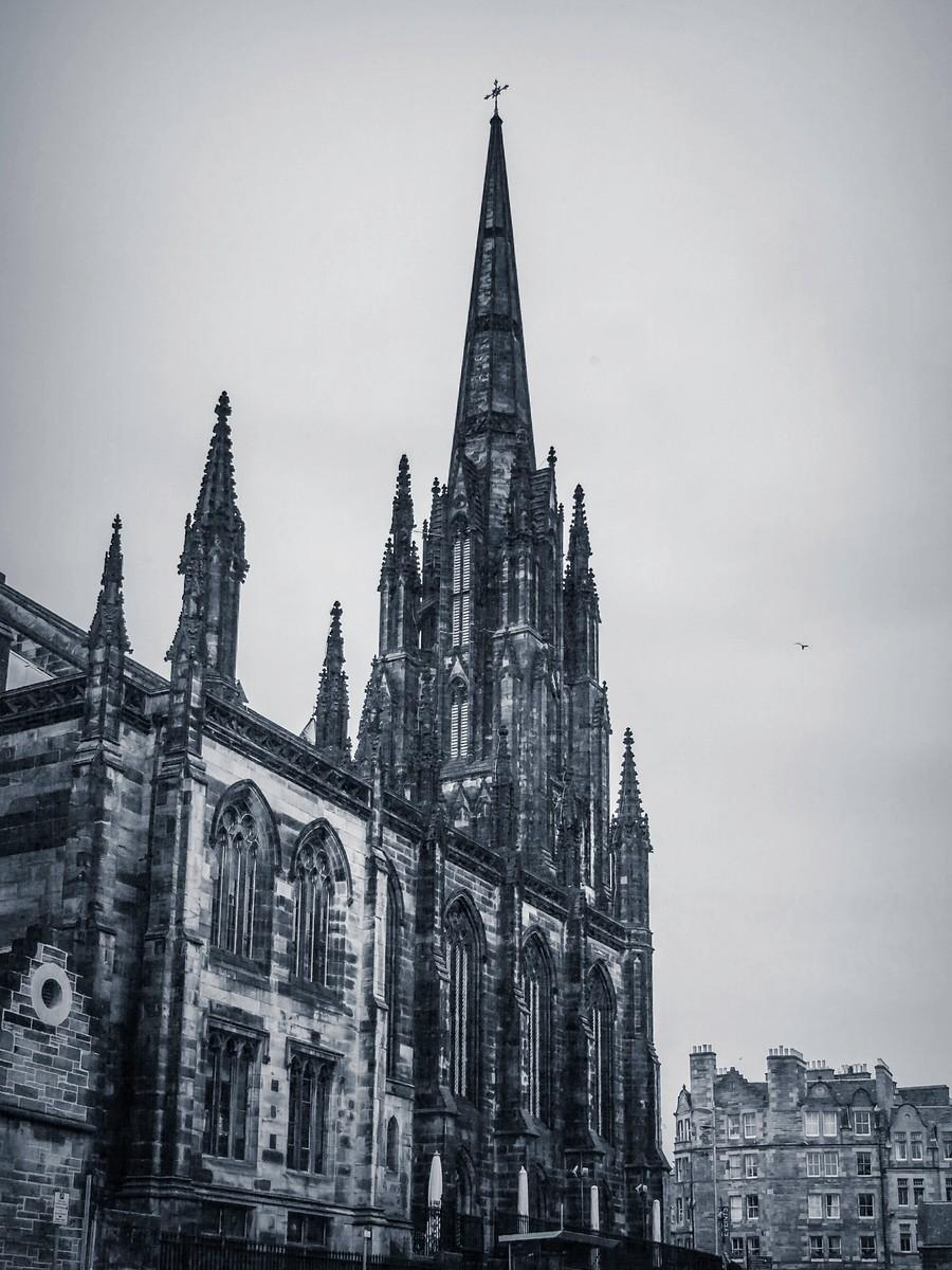 甦格蘭愛丁堡,有底蘊的老城_圖1-27