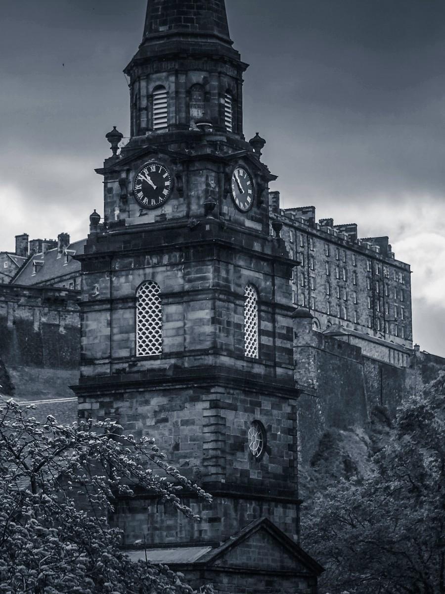 甦格蘭愛丁堡,有底蘊的老城_圖1-33