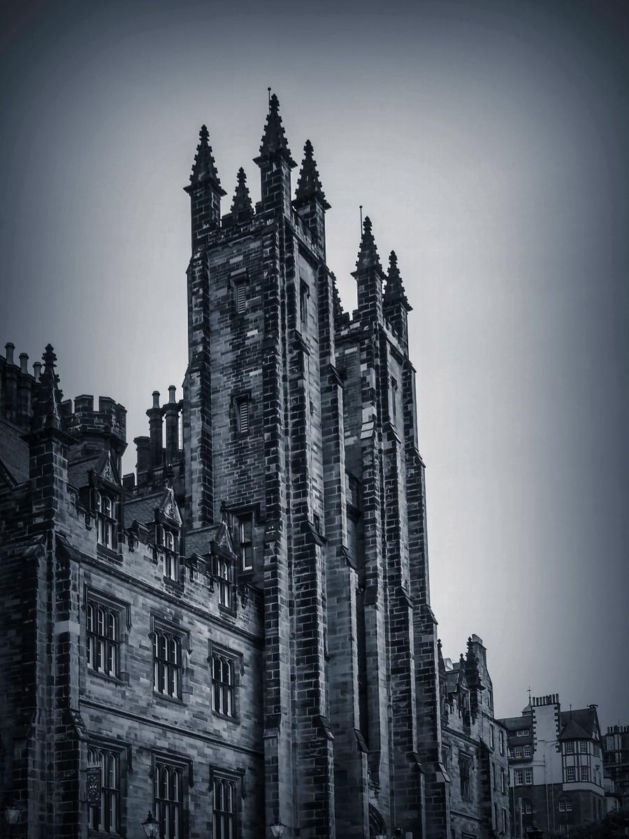 甦格蘭愛丁堡,有底蘊的老城_圖1-29