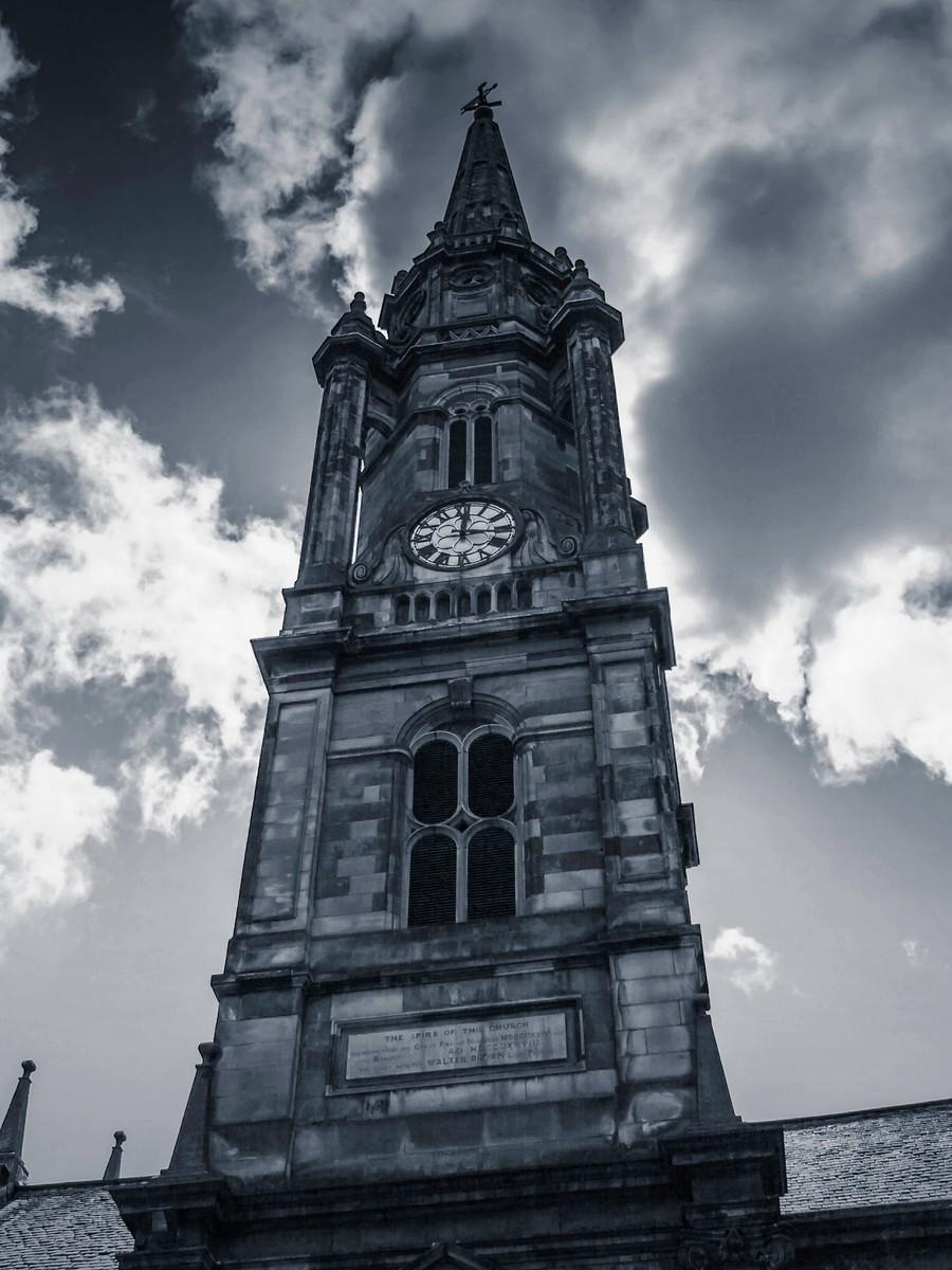 甦格蘭愛丁堡,有底蘊的老城_圖1-40