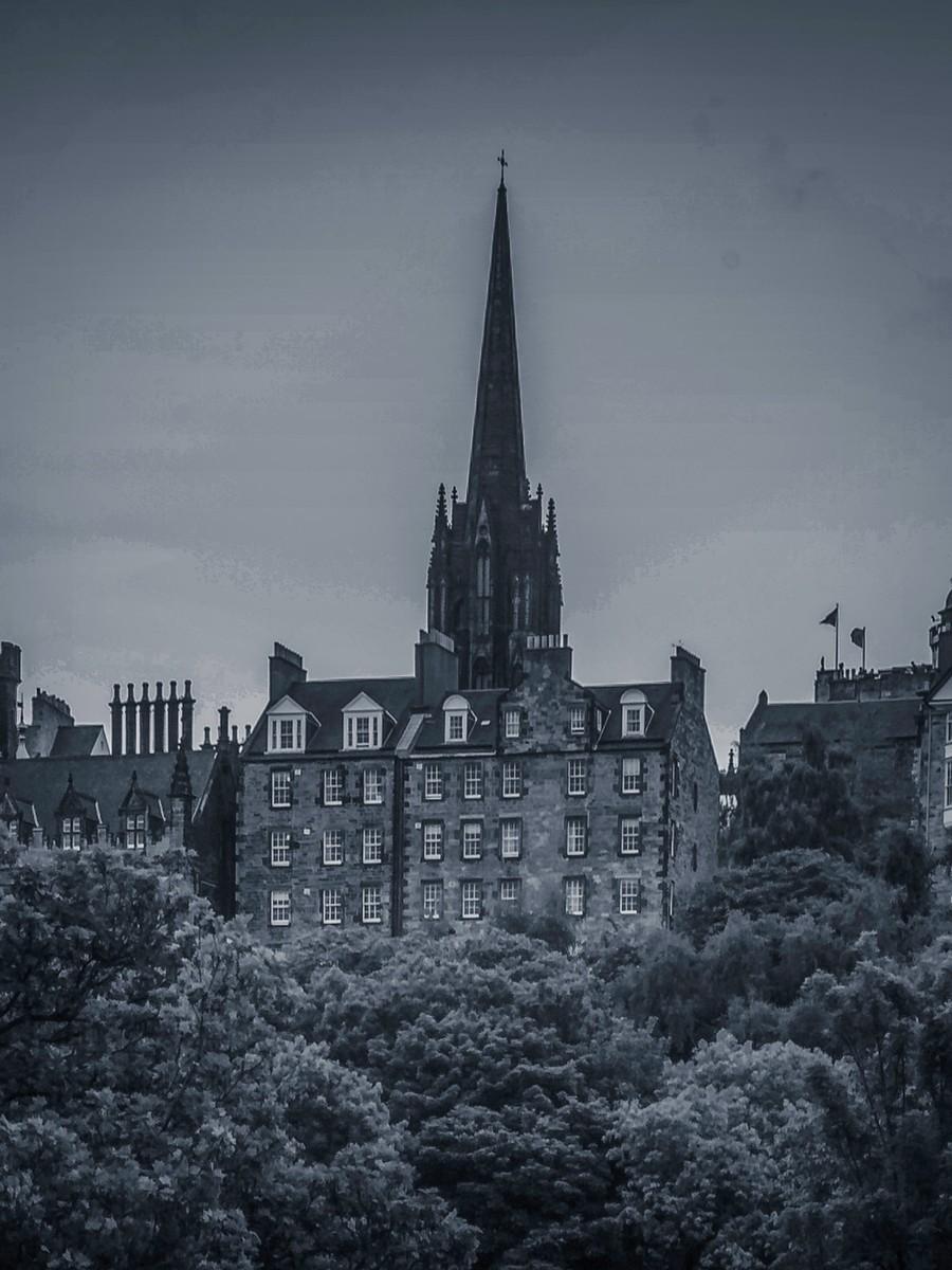 甦格蘭愛丁堡,有底蘊的老城_圖1-35