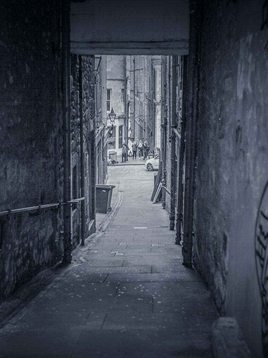 甦格蘭愛丁堡,有底蘊的老城_圖1-38