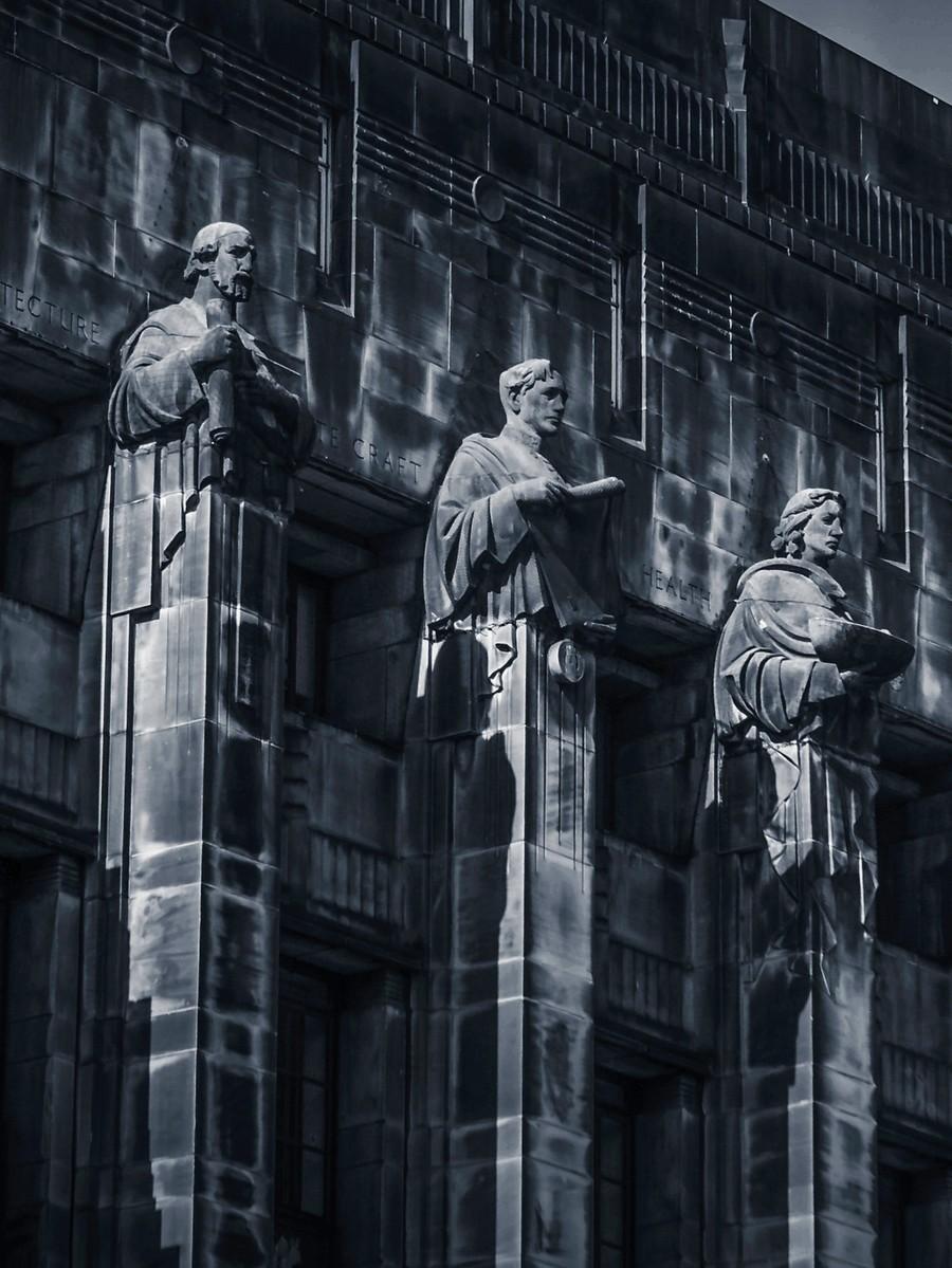 甦格蘭愛丁堡,有底蘊的老城_圖1-34