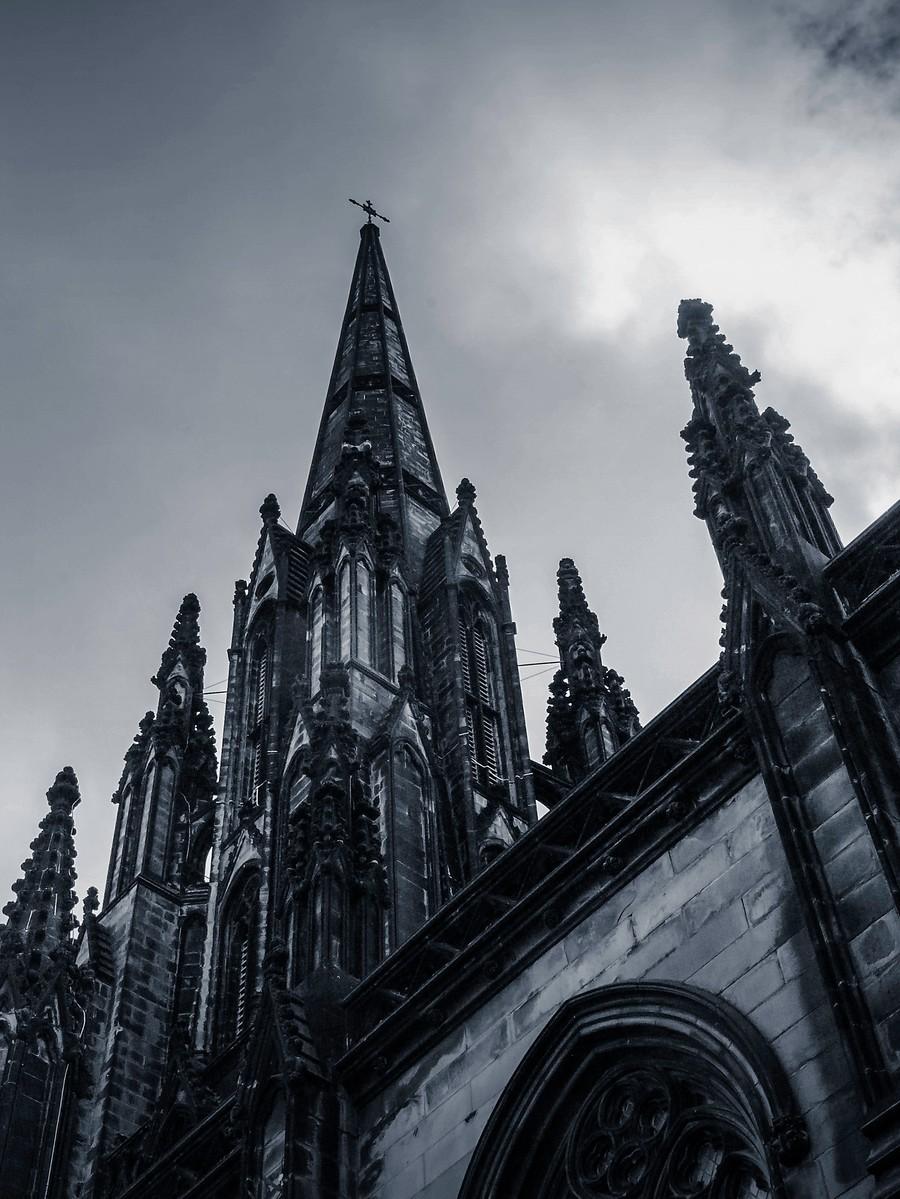 甦格蘭愛丁堡,有底蘊的老城_圖1-39