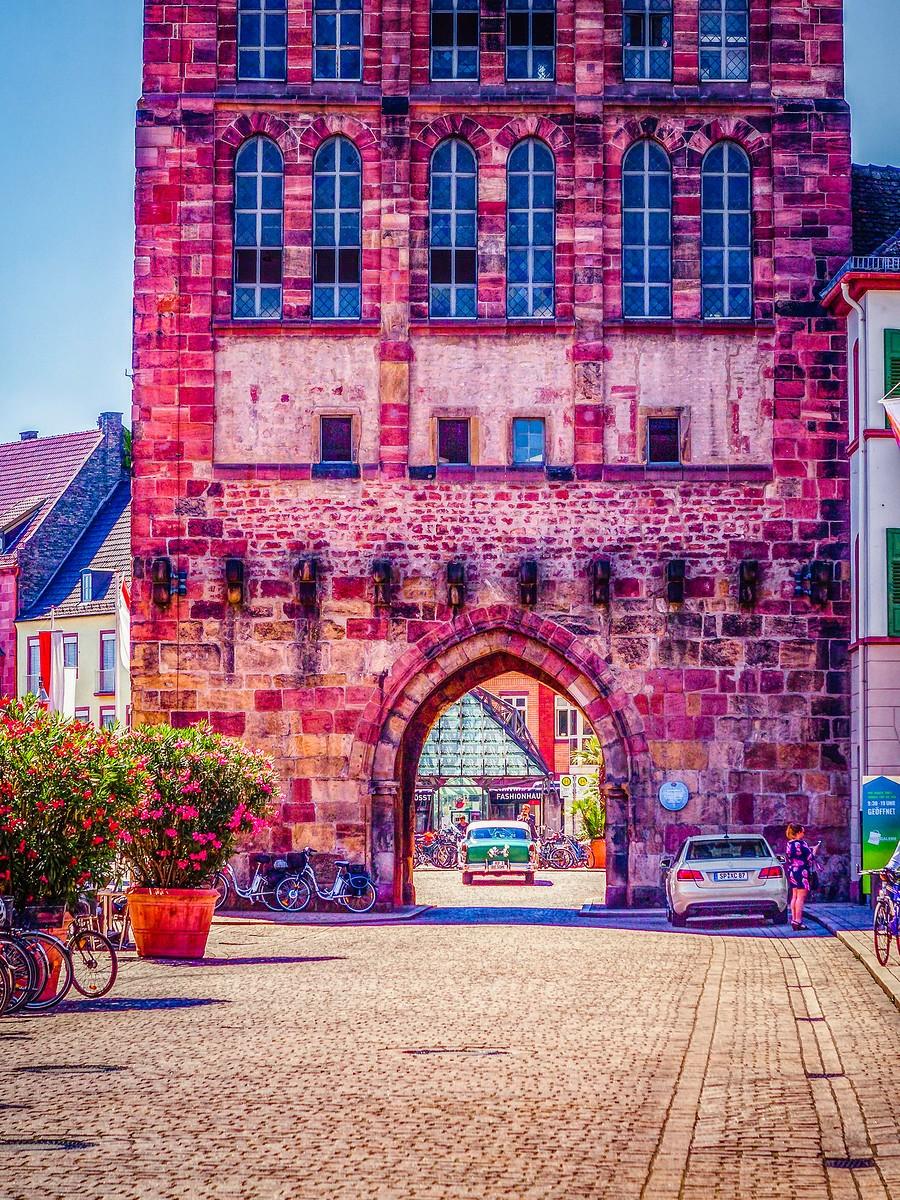德国施派尔(Speyer),小城漫游_图1-11