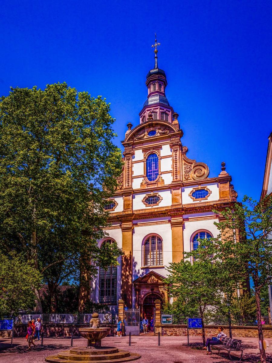 德国施派尔(Speyer),小城漫游_图1-5