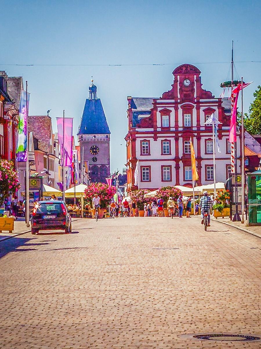 德国施派尔(Speyer),小城漫游_图1-7