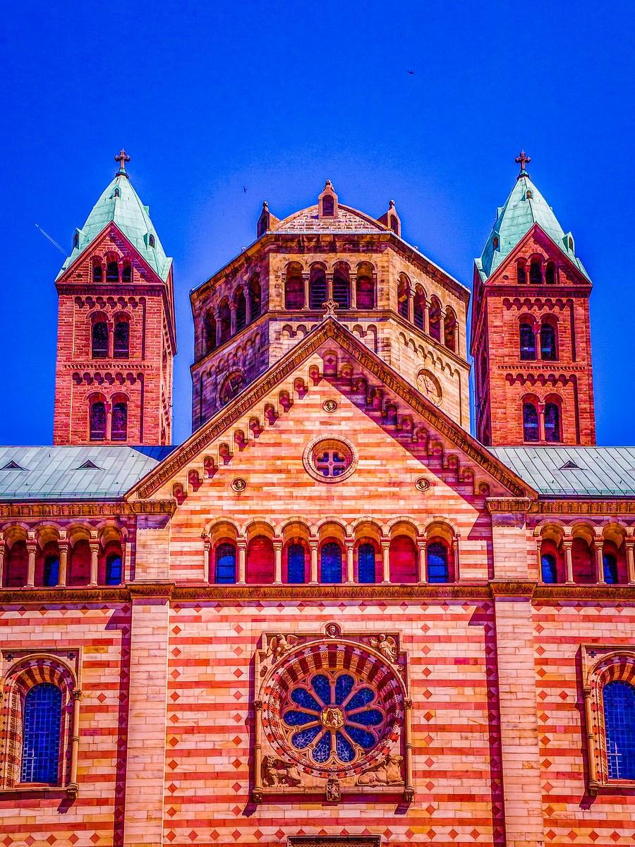 德国施派尔(Speyer),小城漫游_图1-8