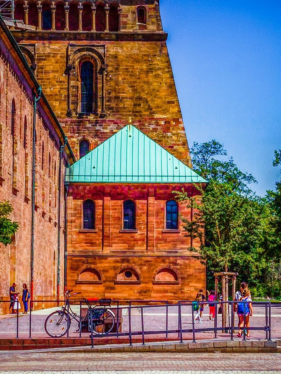 德国施派尔(Speyer),小城漫游_图1-15