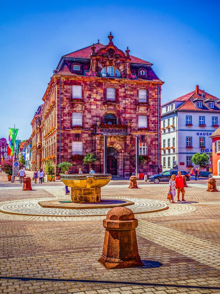 德国施派尔(Speyer),小城漫游_图1-13