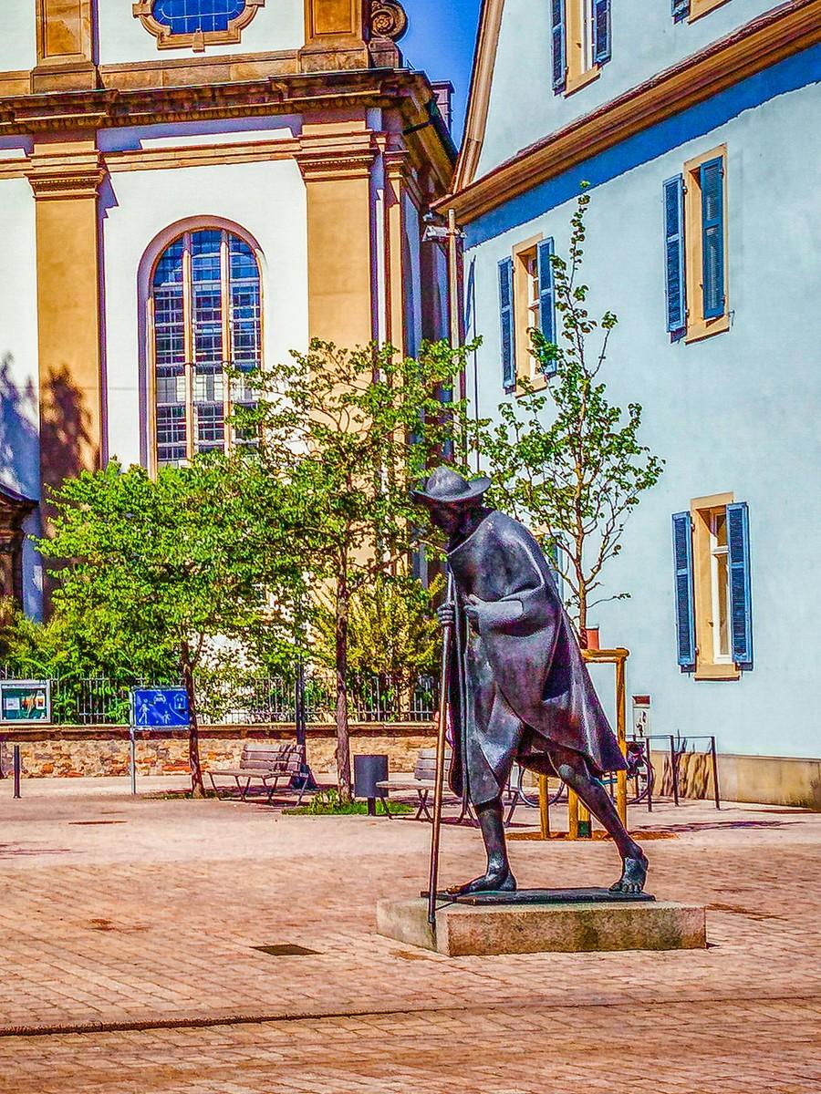 德国施派尔(Speyer),小城漫游_图1-4