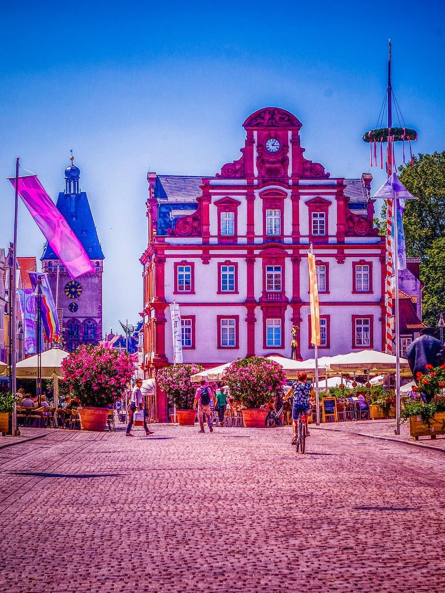 德国施派尔(Speyer),小城漫游_图1-3