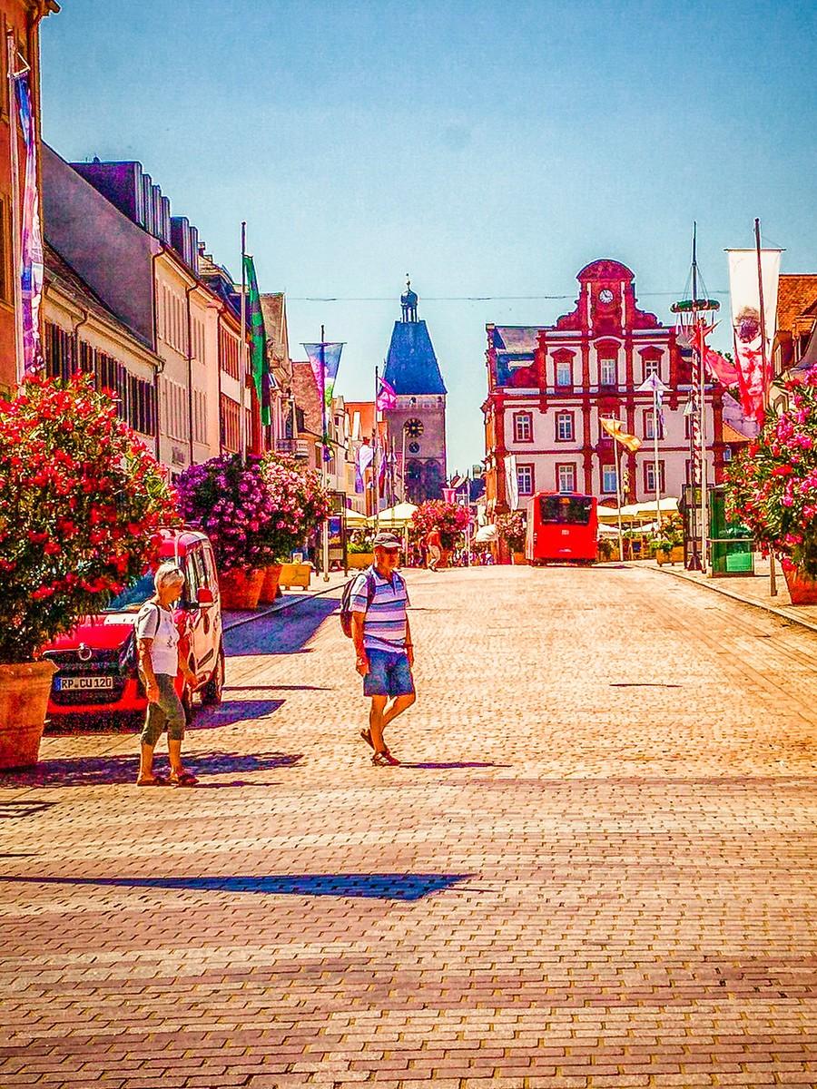 德国施派尔(Speyer),小城漫游_图1-18