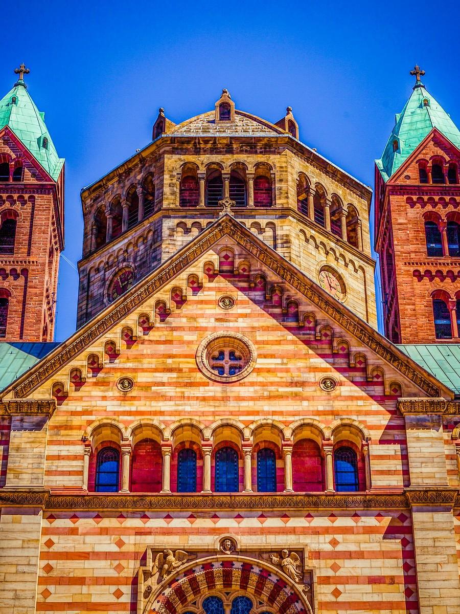 德国施派尔(Speyer),小城漫游_图1-17