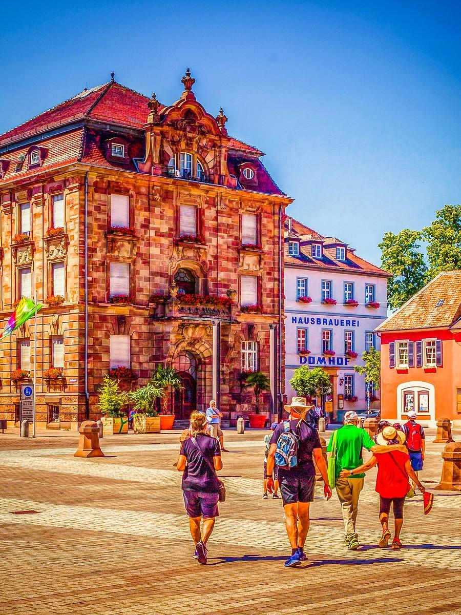 德国施派尔(Speyer),小城漫游_图1-19