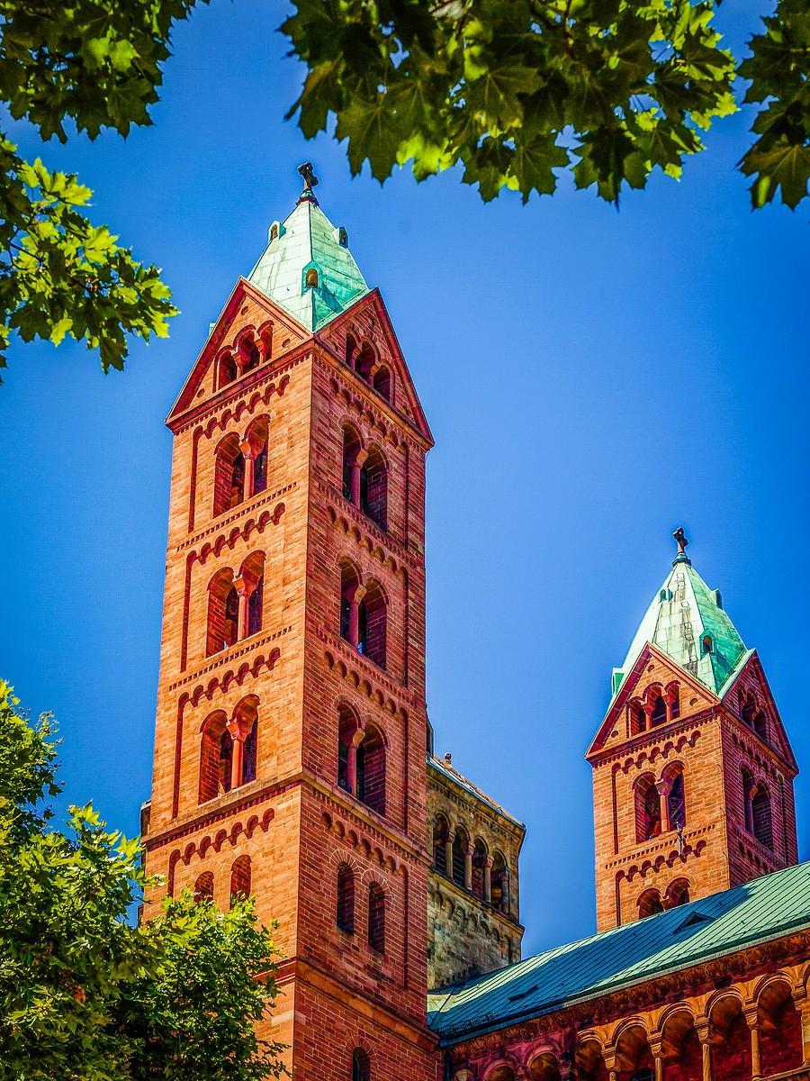 德国施派尔(Speyer),小城漫游_图1-21