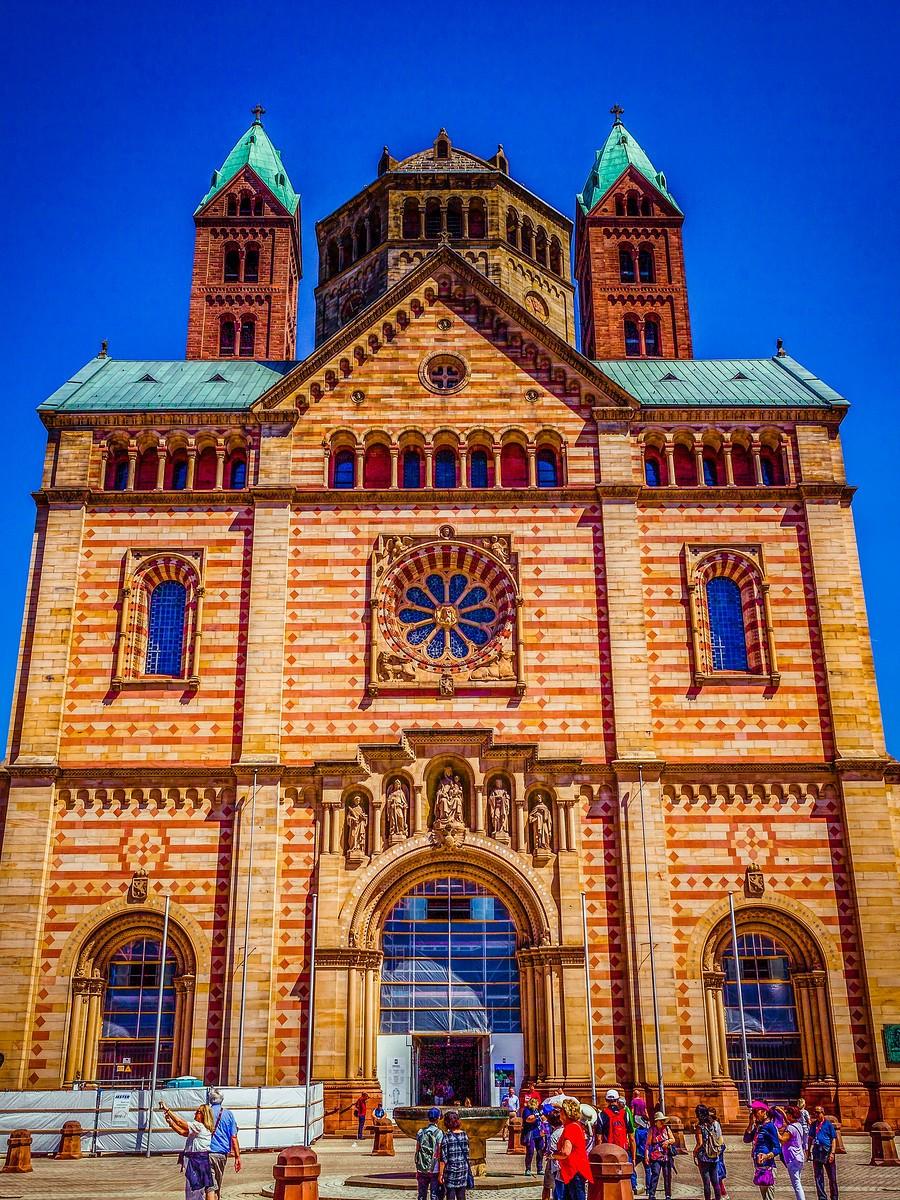 德国施派尔(Speyer),小城漫游_图1-24
