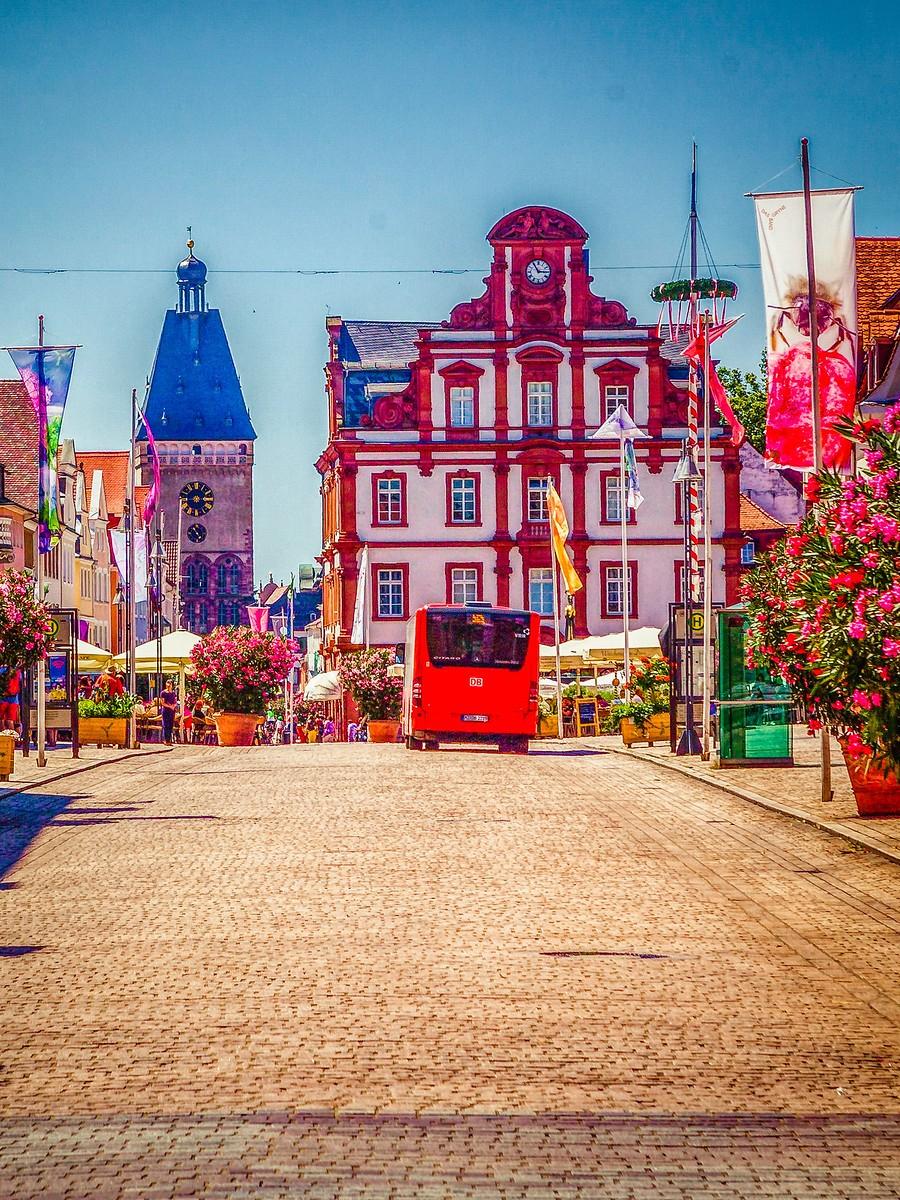 德国施派尔(Speyer),小城漫游_图1-22