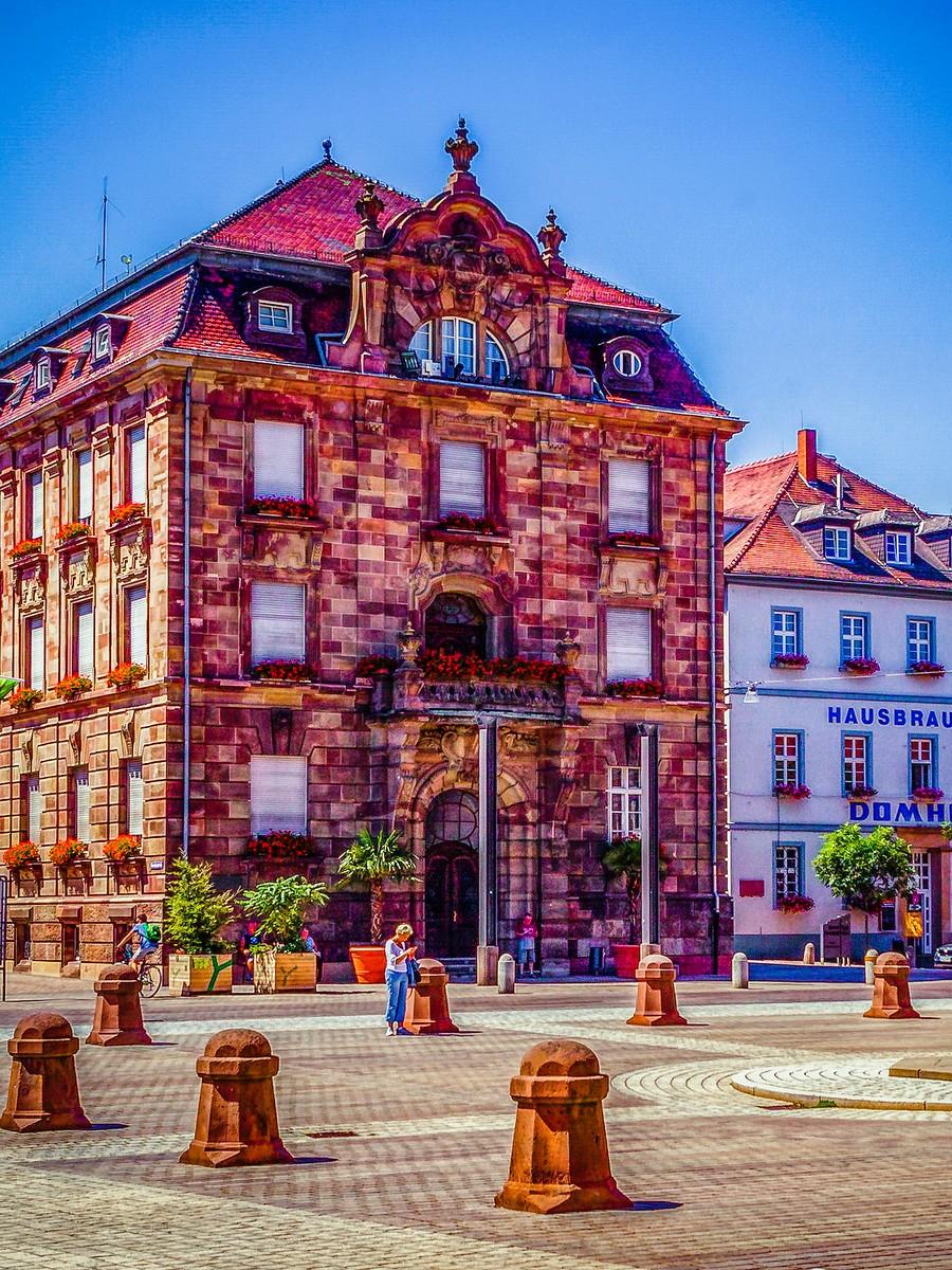 德国施派尔(Speyer),小城漫游_图1-26