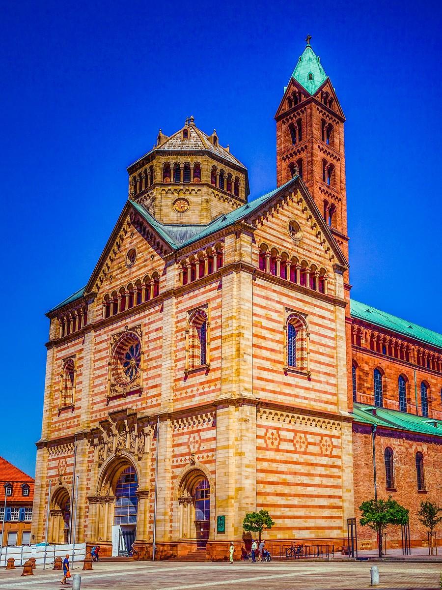德国施派尔(Speyer),小城漫游_图1-35