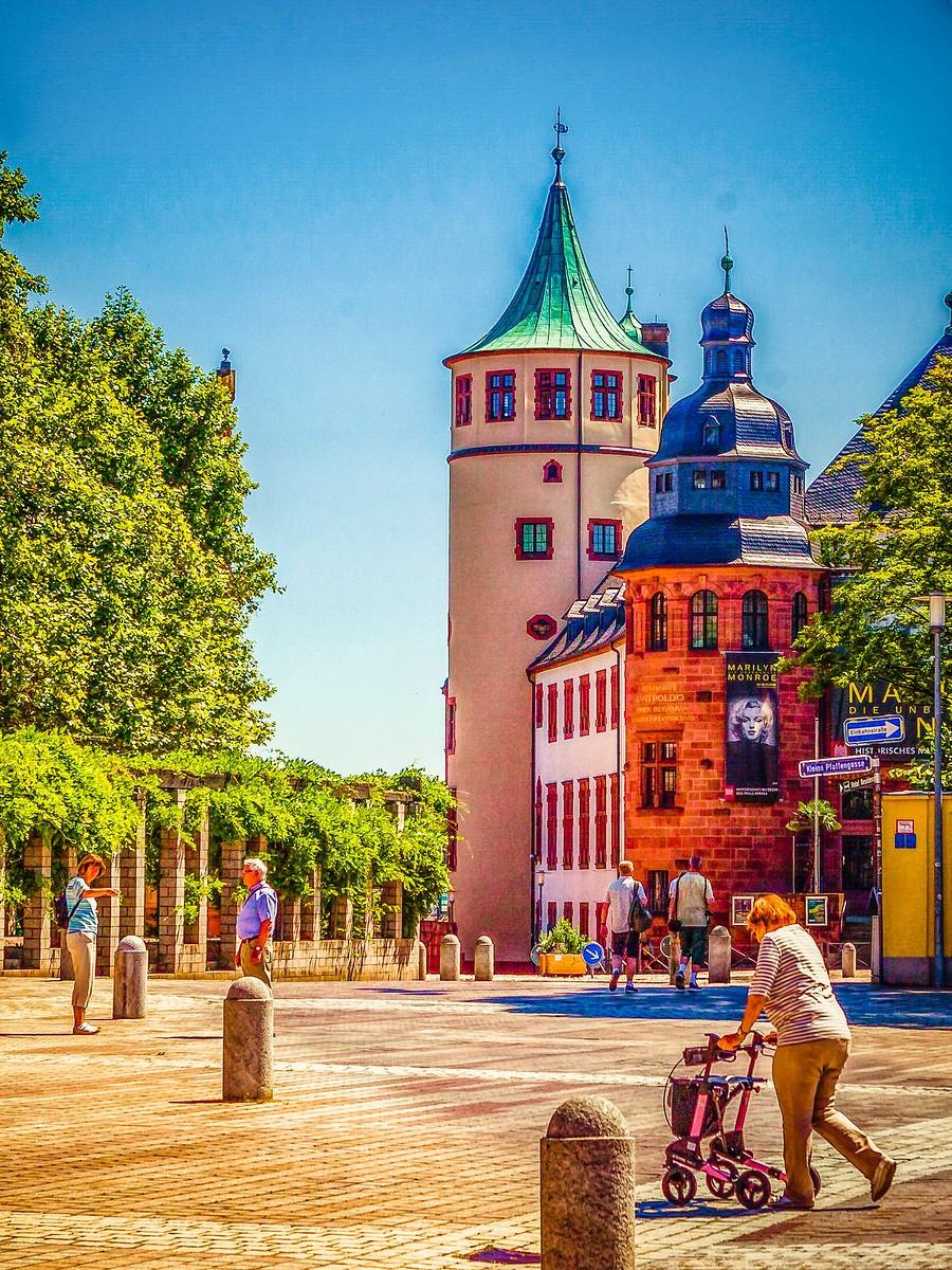 德国施派尔(Speyer),小城漫游_图1-31