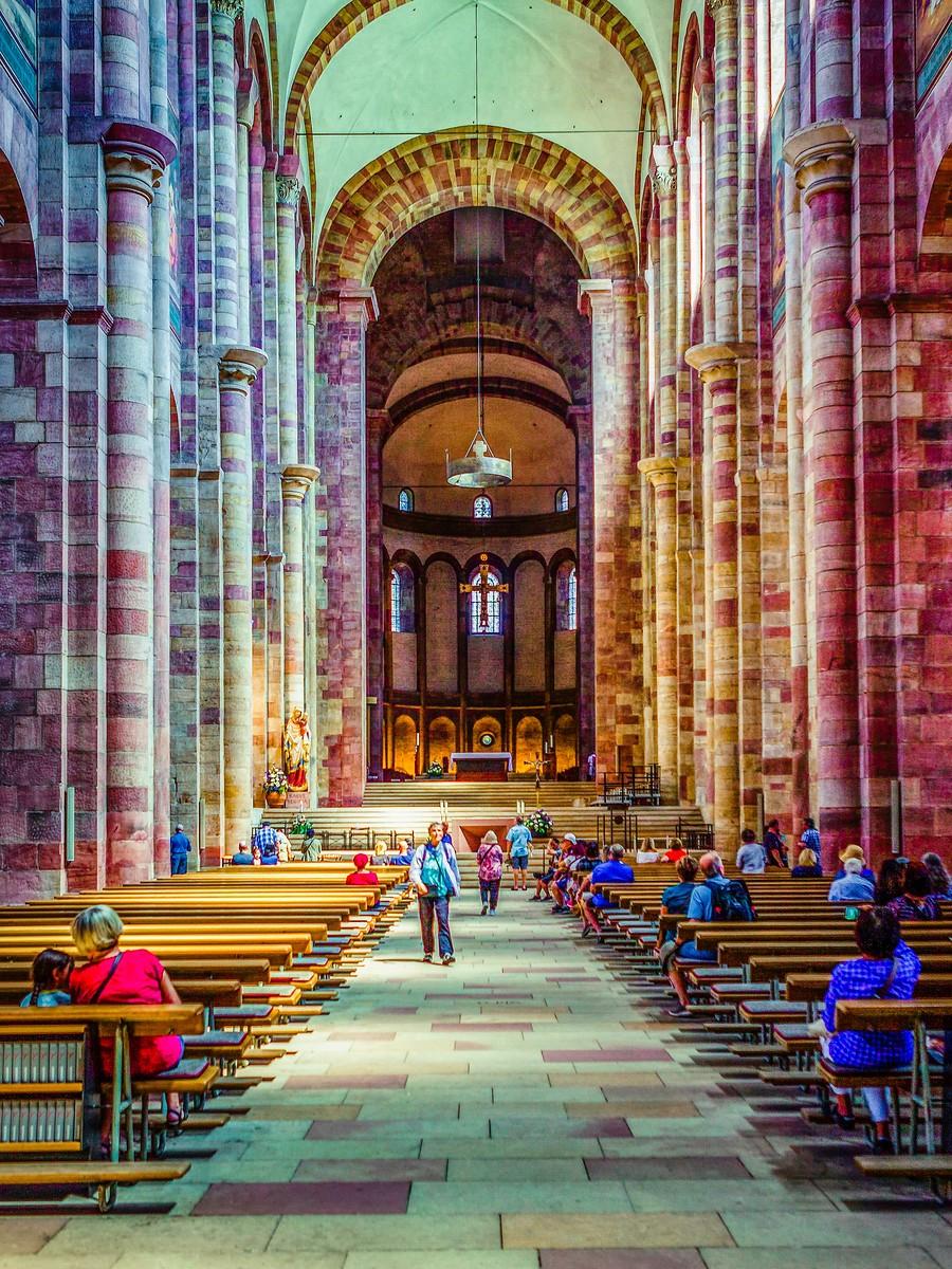 德国施派尔(Speyer),小城漫游_图1-38