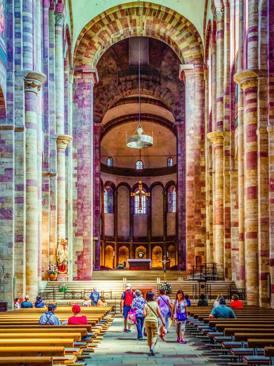 德国施派尔(Speyer),小城漫游_图1-33