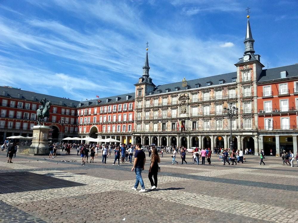 在馬德里看到了這些_圖1-20