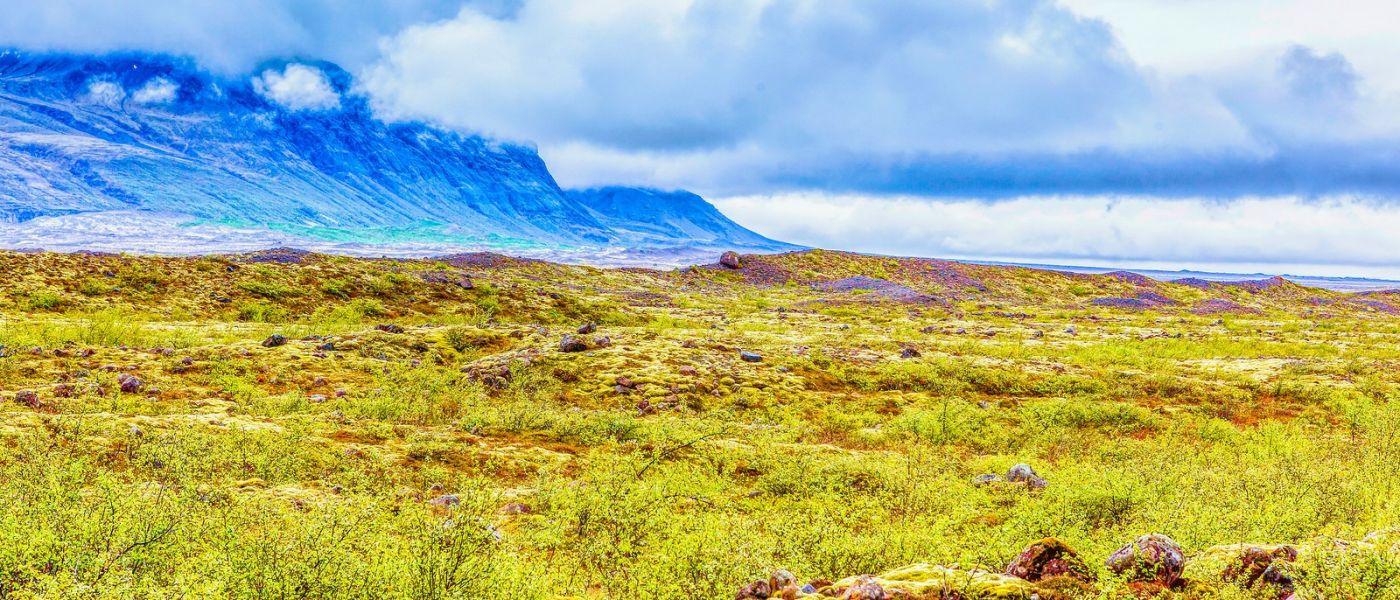 冰島瓦特納冰川(Vatna Glacier),很壯觀_圖1-37