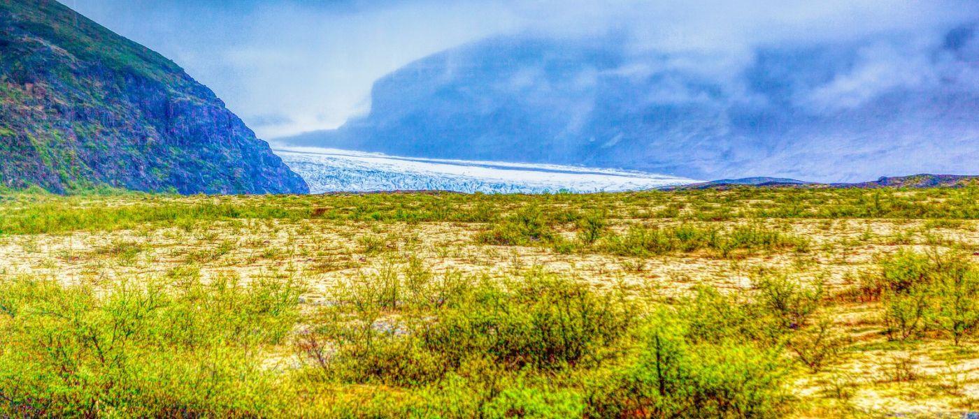 冰島瓦特納冰川(Vatna Glacier),很壯觀_圖1-39