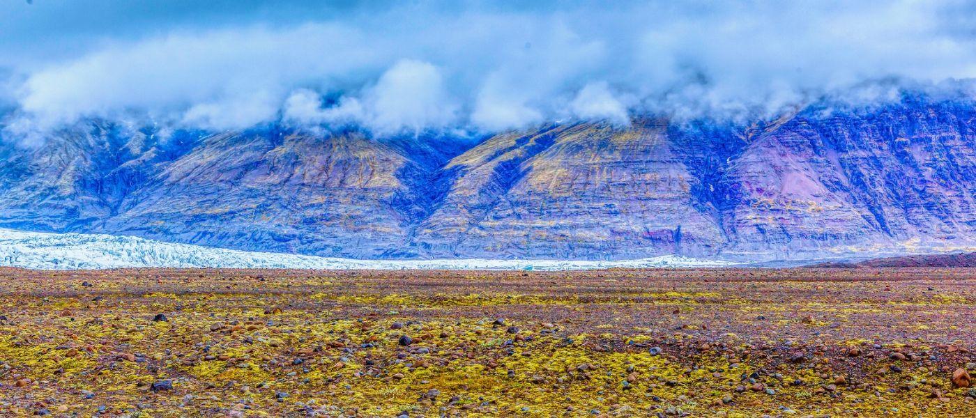 冰島瓦特納冰川(Vatna Glacier),很壯觀_圖1-36