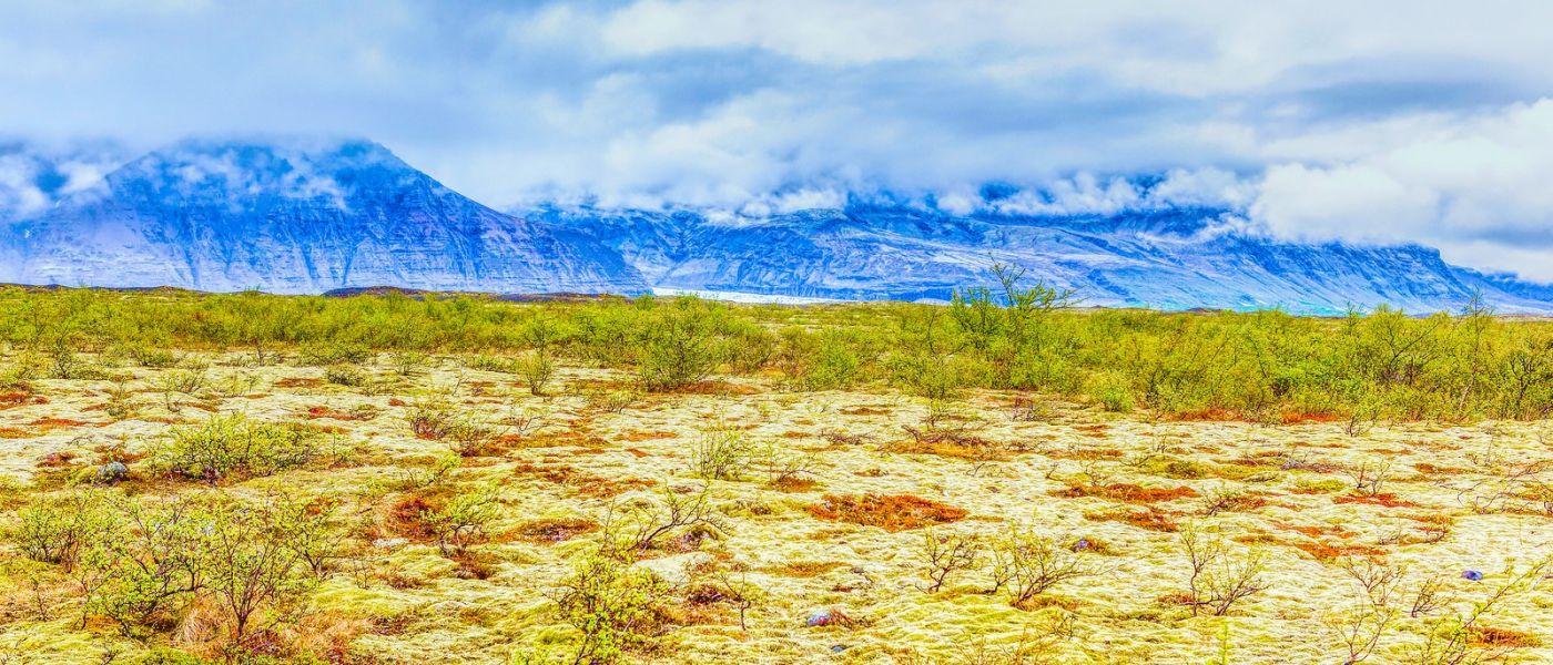 冰島瓦特納冰川(Vatna Glacier),很壯觀_圖1-35