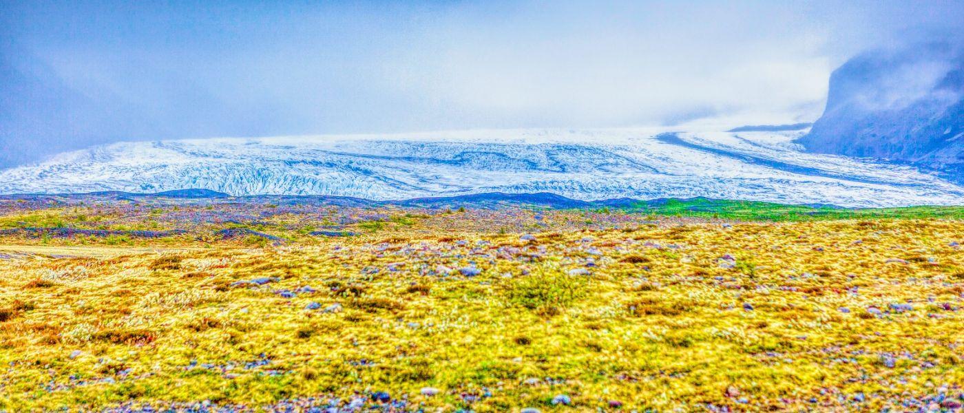 冰島瓦特納冰川(Vatna Glacier),很壯觀_圖1-34