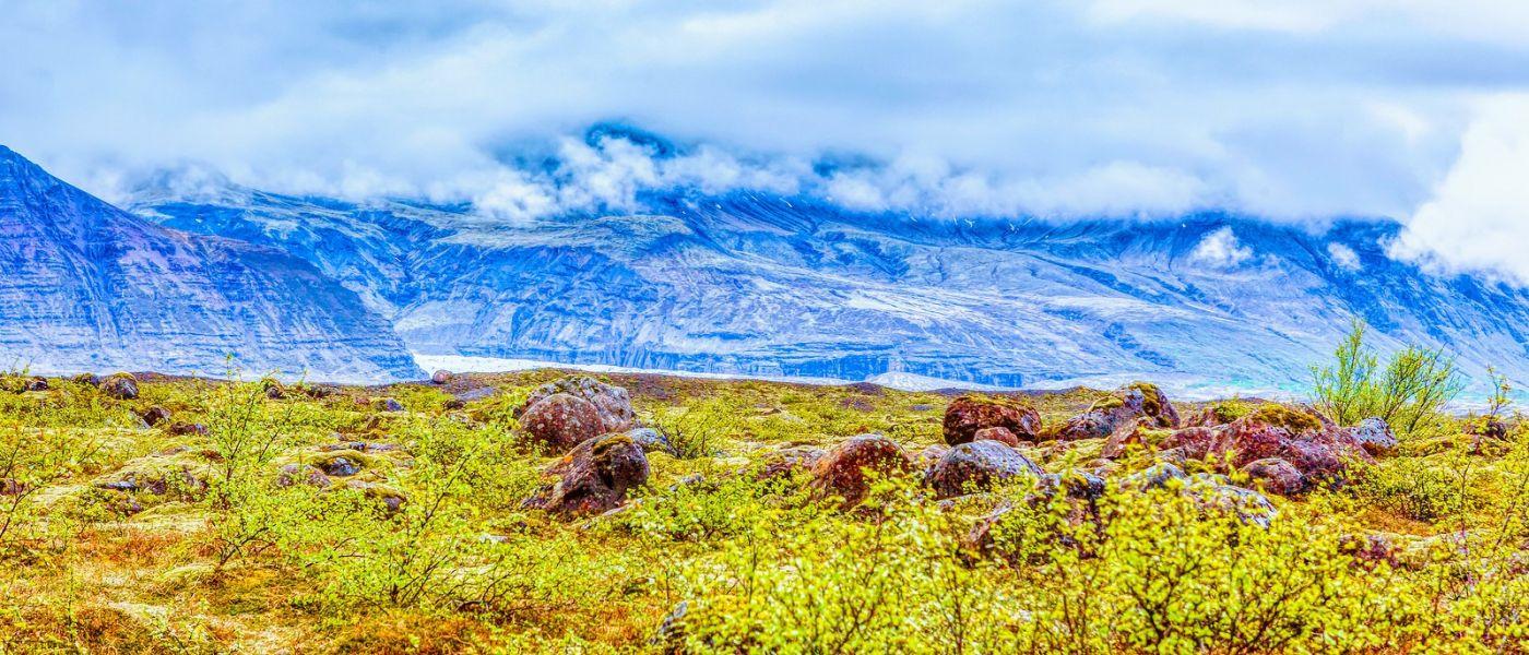 冰島瓦特納冰川(Vatna Glacier),很壯觀_圖1-33