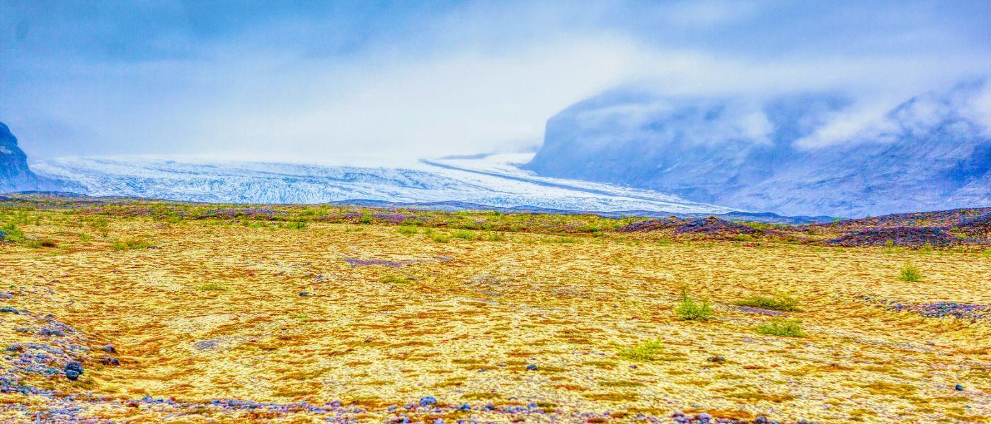 冰島瓦特納冰川(Vatna Glacier),很壯觀_圖1-29