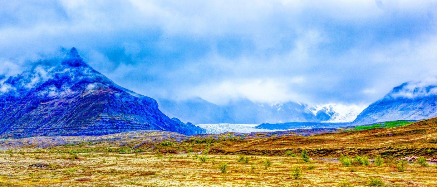冰島瓦特納冰川(Vatna Glacier),很壯觀_圖1-30