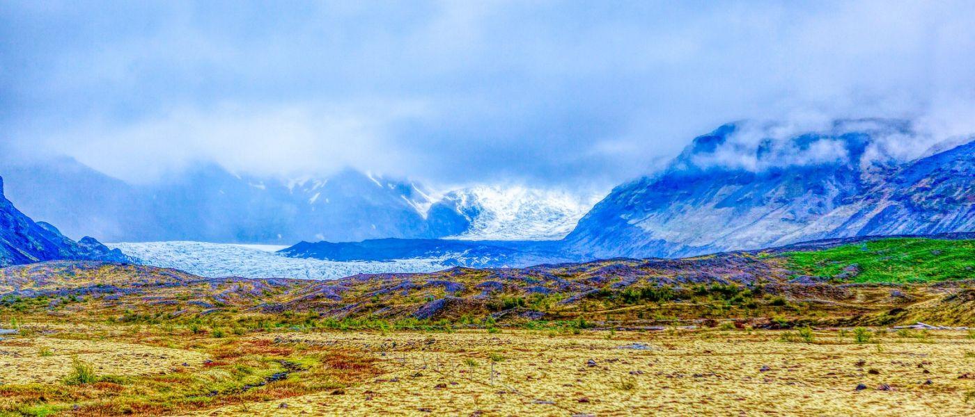 冰島瓦特納冰川(Vatna Glacier),很壯觀_圖1-31